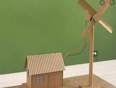 Cara Membuat Kincir Angin Pembangkit Listrik Mangihin Com