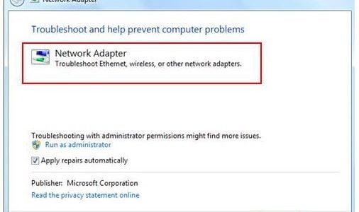 Cara memperbaiki laptop yang wifi bermasalah