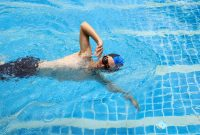 Forms of Foot Movement In Freestyle Swimming Is