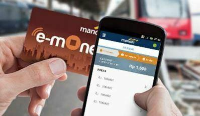 Cek Saldo Kartu E Toll Mandiri Di Hp Menggunakan Aplikasi Mandiri Online Mangihin Com